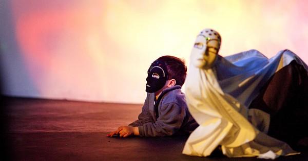 Community Workshop - using masks
