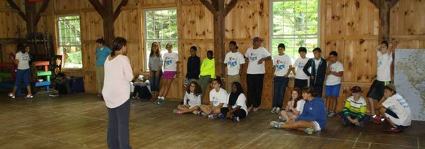 kids4peace Camp