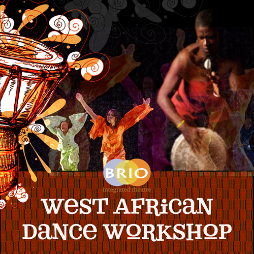 West African Dance Workshop