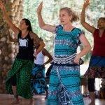Alice Heller dancing