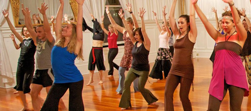 Nia Class with Alice Heller