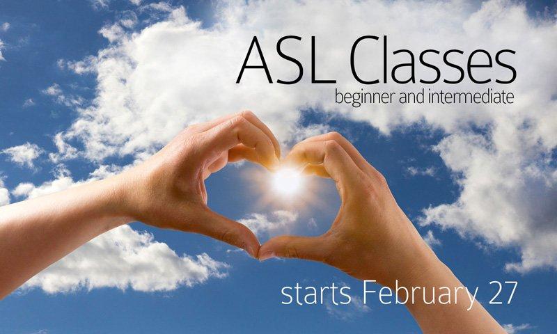 ASL Classes