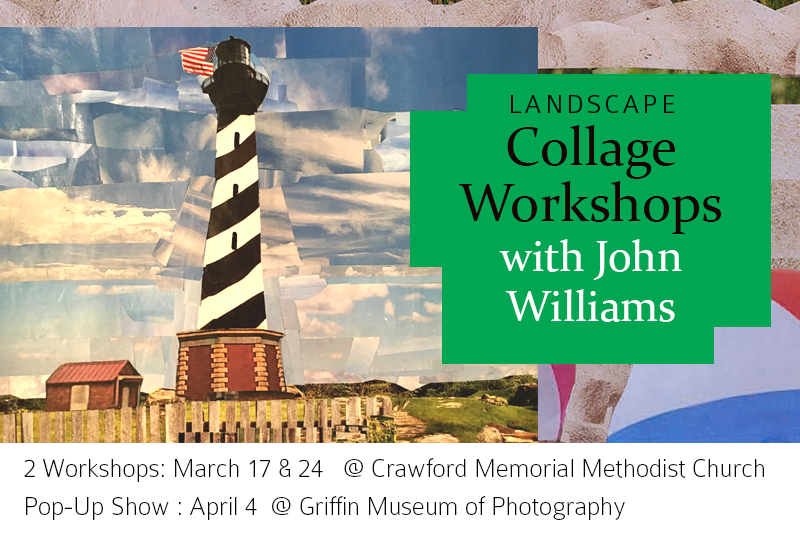 John Williams Collage Workshops