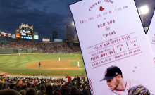 Win 2 Red Sox Tickets to July 28 game