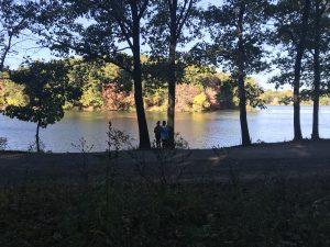 Autumn at Horn Pond