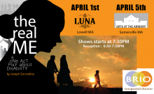 the Real Me plays in Lowell and Somerville Massachusetts