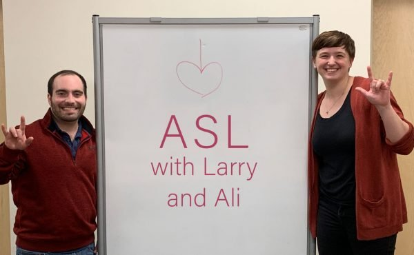 ASL with Ali and Larry