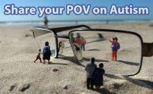 autism awareness month POV